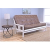 Monterey Frame/Antique White Finish/Palance Silt Mattress