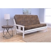 Monterey Frame/Antique White Finish/Palomino Tobacco Mattress