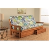Monterey Frame/Barbados Finsish/Bali Mattress/Storage Drawers