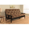 Monterey Frame/Black Finish/Fairbanks Evergreen Mattress