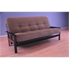 Monterey Frame/Black Finish/Tantra Chanterelle Mattress