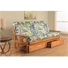 Monterey Frame/Butternut Finish/Bali Mattress/Storage Drawers