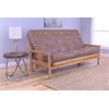Monterey Frame/Butternut Finish/Palance Silt Mattress
