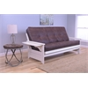 Phoenix Frame/Antique White Finish/Palance Sable Mattress