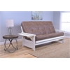 Phoenix Frame/Antique White Finish/Palance Silt Mattress