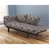 Spacely Frame/Black Metal Finish/Sabine Mattress
