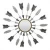Circular Wall Decor W/Arrows
