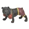 Dog Figurine Black Boxer