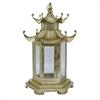 Pagoda Lanern- Shiny Gold