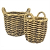 Baskets - Set Of 2