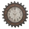 Metal Wall Clock Gear Design