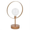 Metal Led Lamp - Copper