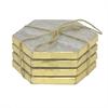 Marble Coaster S/4 - Golden Ed