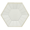 Hexagon Decorative Wall Mirror
