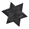 Star Orb Table Top Dcor - Black