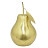 Resin Pear - Gold