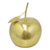 Resin Apple - Gold
