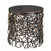 "Accent Table H22.50"", Woodrings Brown"