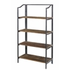 "Bookcase H59.00"", Domingo Natural Brown"