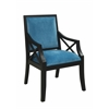 "Accent Chair H38.50"", Champion Black"