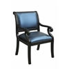 """Accent Chair H39.00"""", Herald Black"""