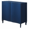 "Two Door Cabinet H31.50"", Majestic Blue"