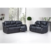SOFA LOVE PLUS 3 SEAT SOFA - BLACK H29""