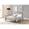 """TWIN METAL BED - BRONZE H43.1"""""""