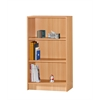 3 SHELF BOOKCASE - BEECH H35""