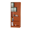 5 SHELF BOOKCASE - CHERRY H71.6""