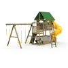 Great Escape Ready to Assemble Silver Play Set