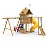 Contender Factory Built Gold Play Set