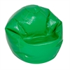 Wetlook Vinyl Junior Pure Bead Bean Bag Green