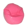 Wetlook Vinyl Junior Pure Bead Bean Bag Magenta