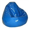 Wetlook Vinyl Large Pure Bead Bean Bag Nautical Blue