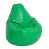 Wetlook Extra Large Pure Bead Bean Bag Green