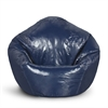 Classic Small Bean Bag Navy Blue