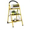 Heavy Duty 3-Step Ladder, Yellow