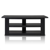 Parsons 42-in TV Entertainment Center, Black