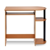 Easy Assembly Computer Desk, Light Cherry