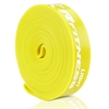 RFitness Professional 41-Inch Long LOOP Stretch Latex Exercise Band, LIGHT (Yellow)