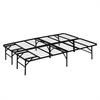 Angeland Mattress Foundation Platform Metal Bed Frame, Full,