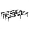 Angeland Mattress Foundation Platform Metal Bed Frame, Queen,