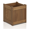 Tioman Hardwood Flower Box in Teak Oil