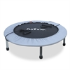 38 Inch Trampoline with Monitor and Resistance Tube