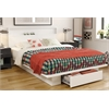 South Shore Holland Full/Queen Headboard (54/60''), Pure White