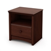 South Shore Sweet Morning 1-Drawer Nightstand, Royal Cherry
