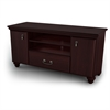 South Shore Noble TV Stand for TVs up to 50'', Dark Mahogany