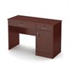 South Shore Axess Small Desk, Royal Cherry