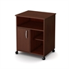 South Shore Axess Printer Stand, Royal Cherry